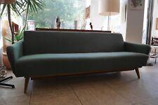 Vintage Daybed Sofa Couch mit Bettfunktion 50er - 60er Jahre