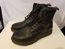 dr martens lexington 8-eye combat boot welted construction eva timberland
