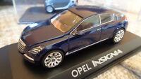 Norev 1:43 Modellauto; Opel Insignia, dkl.-blau, OVP!