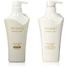 Shiseido Tsubaki Damage Care Shampoo and Conditioner Set 500ml Each