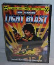 New Rare Oop Code Red Erik Estrada Lightblast Light Blast Sci-Fi Movie Dvd 1985