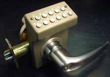 "Lot of 10 OSI/Stanley OmniLock OM250TL-L Cylindrical Lockset 2-3/4"" Backset"