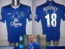 Everton Rooney Umbro Jersey Fútbol Adulto Medio Top Vintage Inglaterra