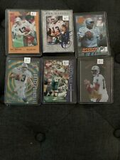 Dan Marino ROOKIES inserts SP and #'ed CARD SPECIAL LOT of  33 cards  Rare cards