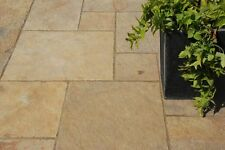 Strata Whitchurch Holton Limestone Paving Slabs 15.25m2 Patio Pack