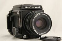 【EXC+5】 MAMIYA RB67 Pro +SEKOR NB 90mm f/3.8 + 120 Filmback from JAPAN