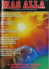 REVISTA MÁS ALLÁ DE LA CIENCIA - Nº 44 - OCTUBRE DE 1992 - VER PORTADA E ÍNDICE