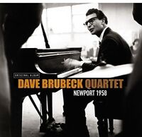 DAVE QUARTET BRUBECK - NEWPORT 1958   VINYL LP NEU