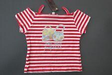 Tee shirt CATIMINI Fille 4 ans neuf etiquette