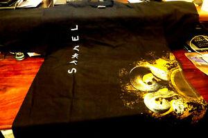 SAMAEL ABOVE, Vintage T-Shirt 1999, L * Tiamat Moonspell Satyricon Paradise Lost