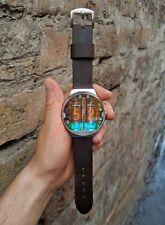 Nixie Tube Watch V5.3 Nuclear 12HR Aluminium CNC