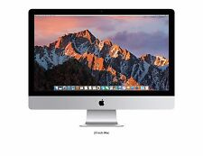 "Apple iMac 27"" Quad Core i7 3.5Ghz 32GB 1TB (OCT, 2013) un + Grado di Apple"