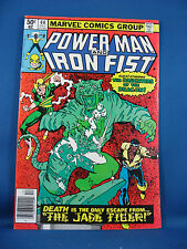 POWER MAN AND IRON FIST 66 NM- 2nd Sabretooth 1980