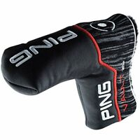 PING Head Cover Vault 2.0 Putter Cover Black NEW from Japan