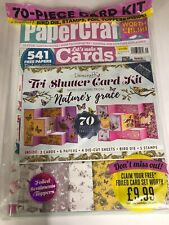 Papercrafter Magazine 2019 Issue 131 Dovecraft Cards Kit Mother's Day & Birthday