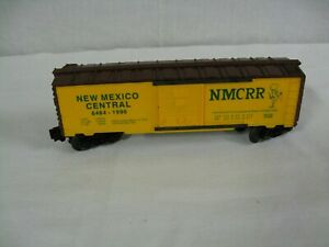 Lionel TTOS Convention Box Car 6-52087 New Mexico Central 1996 New O Gauge 3 Rl