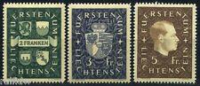 Liechtenstein Freimarken 1939** (S4986)