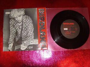 BIRDLAND - ROCK 'N' ROLL NIGGER -7'' EX+/N.MINT/LAZY 20/A1-B1/1990 UK