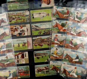 Racing Series ( 1 - 50 ) Cigarette Cards by Anstie Issued 1922 Pick Your Card