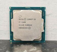 Intel Core i5-8500 3.00GHz Six 6 Core Socket LGA1151 Processor CPU SR3XE EA2402