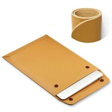 PU Leather Envelope Message Cover Vintage Case Cover for MacBook Pro Air 13.3""