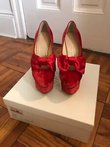 Charlotte Olympia high heel shoes