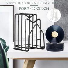 "7"" 12"" Multi-function Vinyl Record Storage Rack LP Display Stand Holder"