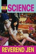 Live Nude Elf: The Sexperiments of Reverend Jen, Reverend Jen, Good Book