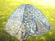 Portable Instant Pop Up 2 Person Outdoor Camping Hiking Folding Tent Waterproof
