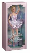 Barbie 2015 Collection Ballet Wishes Ballerina Doll, Lavender Tulle Tutu - NEW!
