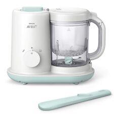 Philips AVENT 2-in1-Babynahrungszubereiter Dampfgaren und Mixen