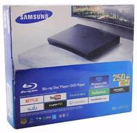 Samsung BD-J5700/ZA - Streaming Wi-Fi Built-In Blu-ray Player 250+ apps BDJ5700