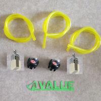 Fuel Filter, Fuel Lines and Primer Pump For Atom 415 Lawn Edger Fuel Line Kit
