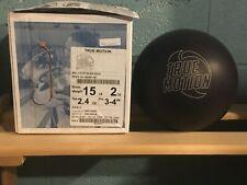 Brunswick True Motion 15lbs New & Undrilled Great Box Spec's 1st Quality Ball!!!