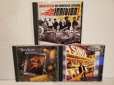 BRIAN SETZER ORCHESTRA 3 CD LOT Guitar Slinger Ignition 68 Comeback Special