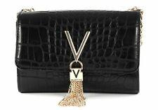 VALENTINO by Mario Valentino Audrey Lady Crossover Bag Tasche Nero Schwarz Neu