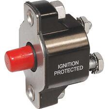 Blue Sea 2138 Medium Duty Push Button Reset-Only - 15A