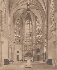 G2149 France - Chateau de Champigny-sur-Veude - Intérieur de la Sainte Chapelle