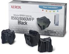 original xerox Sticks 108R00726 black Content 3 Piece for 8560 new A-grade