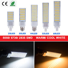 E27 G24 5W 7W 9W 11W 13W 3528 5050 LED Spot Light Bulb Lamp Warm Day White Lot