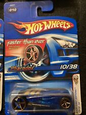 Hot Wheels Pharodox #010 2006 First Editions Faster than Ever Blue
