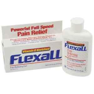 Flexall Pain Relieving Gel Bottle 113g