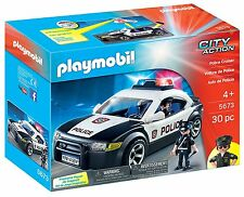 PLAYMOBIL 5673 Police Car City Action Ages 4+ New Toy Boys Girls Play Jeep Gift