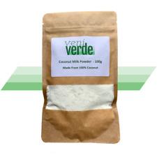 Coconut Milk Powder | Multiple Sizes | Dairy/Gluten/GMO Free | Vegan | Quality