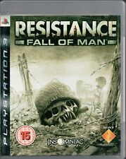 PS3 - Resistance: Fall of Man (Sony PlayStation 3, 2006)