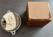 1939 NOS Ford Dash Ammeter Amp Gauge Charge Indicator