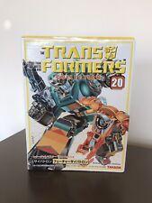 Transformers Collection 20 Kup Wheelie Boxed Complete Hasbro Takara