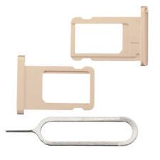 Para Apple iPad Air 2 Metal Sim Card Tray Holder Slot Oro + Ejector Pin 6th Gen