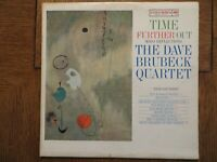 Dave Brubeck Quartet - Time Further Out 1961 Columbia 6-EYE CL 1690 LP VG/EX!!!