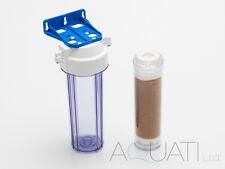 "Deionization DI Stage Refillable 10"" Cartridge Polishing for RO System Aquati"